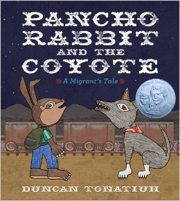 Pancho Rabbit cover