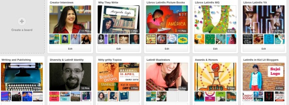 Pinterest Screen Grab