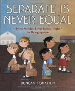 Separate is Never Equal 2