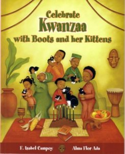 Kwanzaa with Boots
