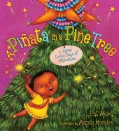 Piñata in a Pine tree