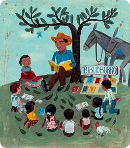 BiblioBurro.Reading2Kids