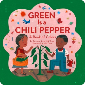 Green is a Chile Pepper.Cover
