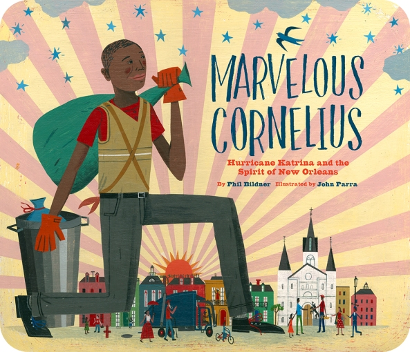 Marvelous Cornelius 1.Cover