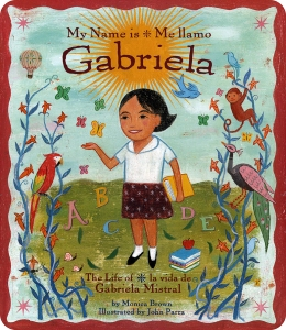 My Name is Gabriela.Cover