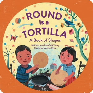 Round is a Tortilla.Cover