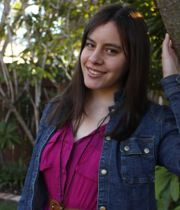 Stephanie Diaz author photo