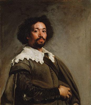 Juan de Pareja, by Diego Velázquez