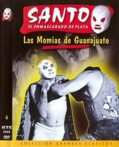 1970 El santo contra las momias de Guanajuato