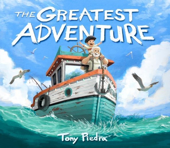 GREATEST ADVENTURE Cover