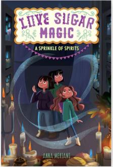 LOVE SUGAR MAGIC A SPRINKLE OF SPIRITS JACKET