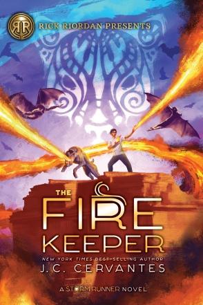 TheFireKeeper_Cover