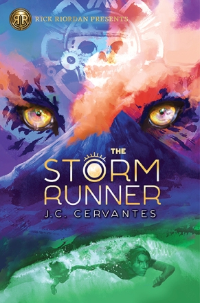 TheStormRunner_Cover