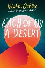 Image result for EACH OF US A DESERT MARK OSHIRO BOOK COVER
