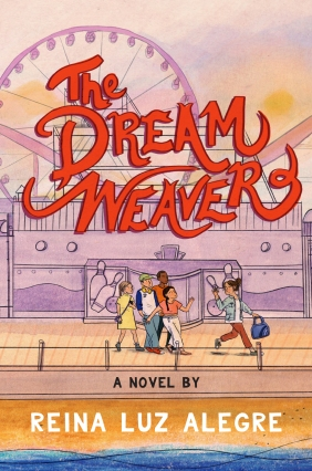 Dream Weaver Final Cover